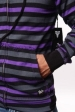 Толстовка Fallen Cobra Lt Hoody Fleece Cc/Black/Purple/Charcoal 2010 г артикул 1729w.